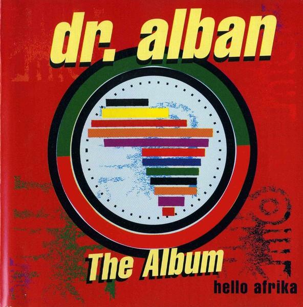 Hello Afrika: The Album