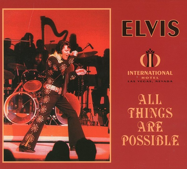 Elvis Presley - 1971 - All Things Are Possible